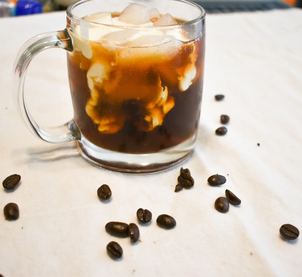 copycat cold brew caribou coffee